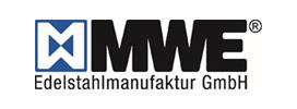 MWE Edelstahlmanufaktur Logo
