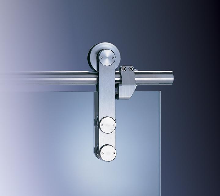 Glasschiebesystem Edelstahl Rollensystem Icon_MANET