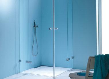 Duschen Ecklösungen