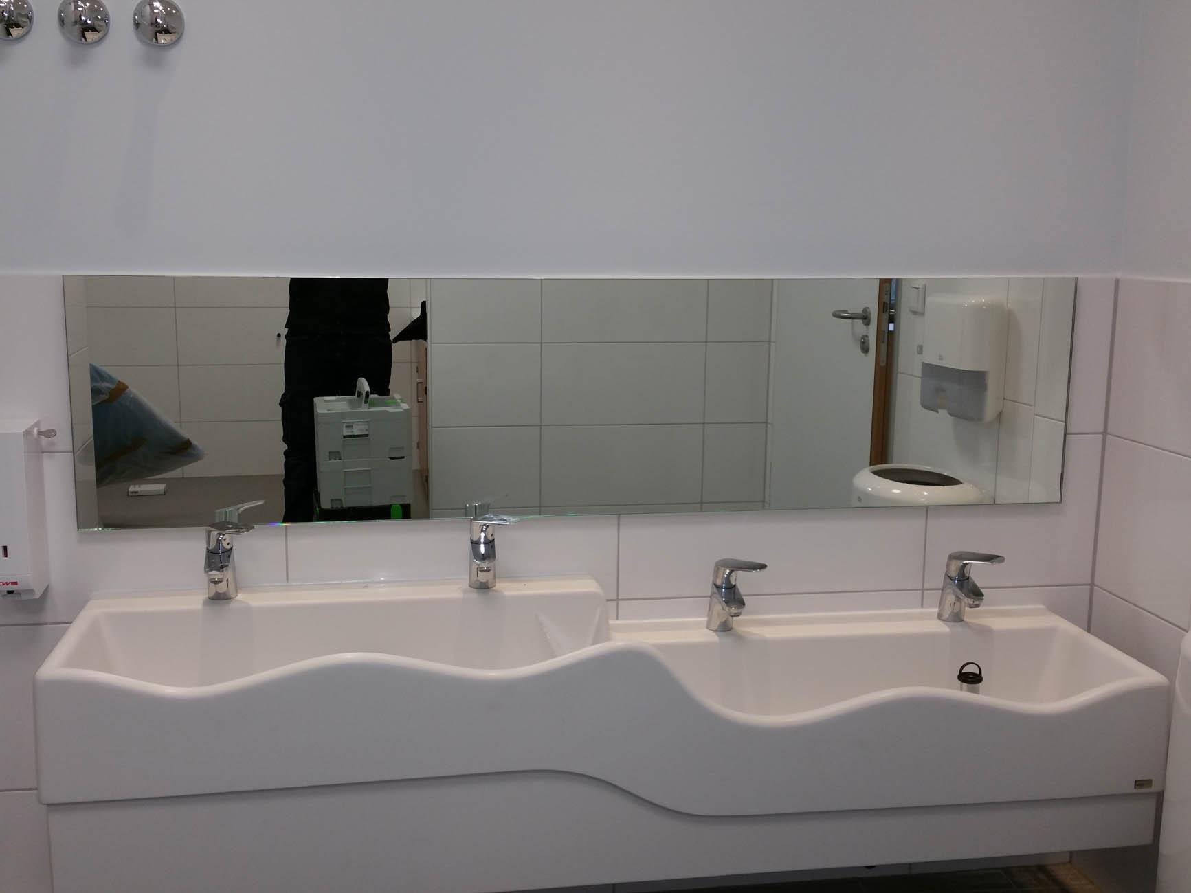 Spiegel nach ma f r b der egal ob rund oval eckig for Spiegel nach
